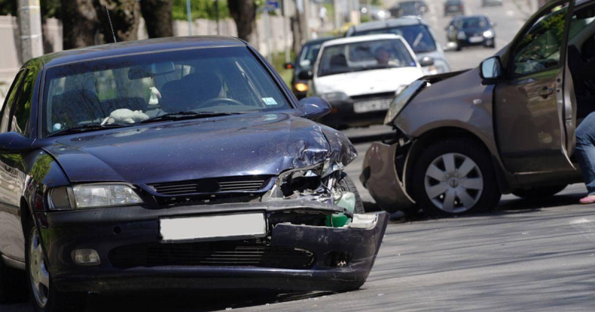 Заявление о повреждении автомобиля