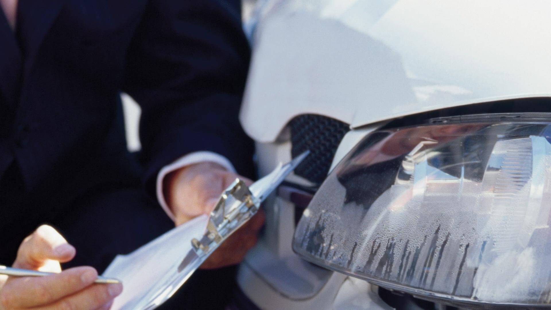 Криминалистическая экспертиза автомобиля при ДТП