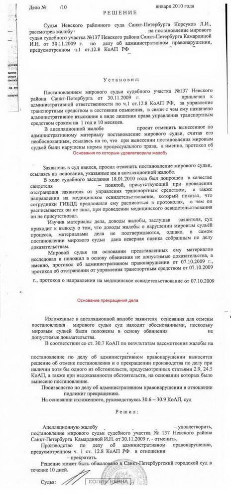 Коап рф 125 ч1 штраф