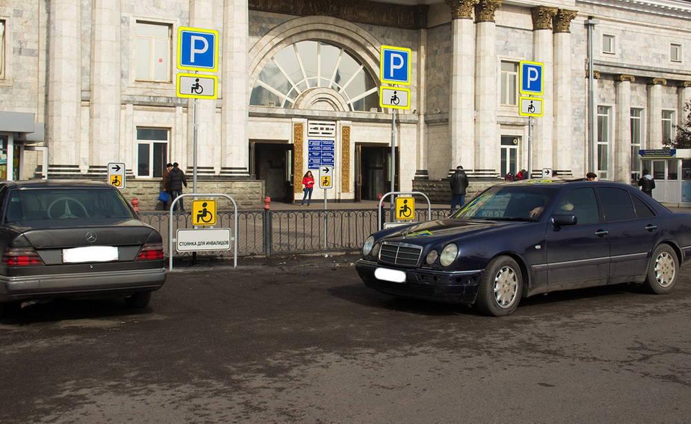 штраф за парковку под знаком стоянка запрещена по нечетным
