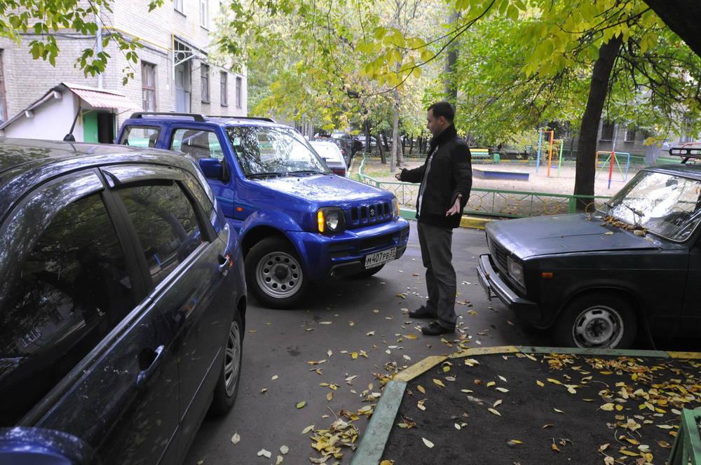 Неправильная парковка в 2018 году — куда жаловаться, фото в ГИБДД, сервис, штраф, во дворе, приложение, КоАП 61