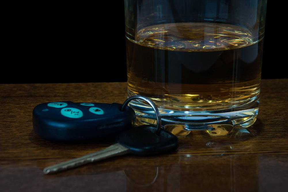 Управление скутером в состоянии алкогольного опьянения 2019