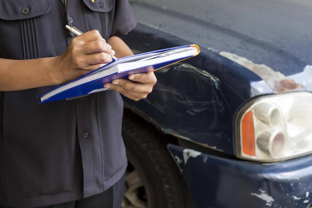 Попал в аварию виновник без страховки