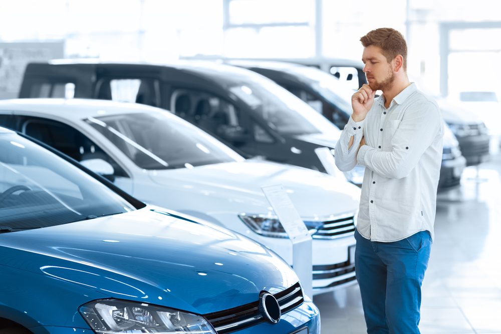 Как оформить купленный автомобиль