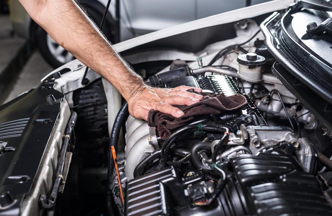 В каких случая производят замену двигателя по гарантии
