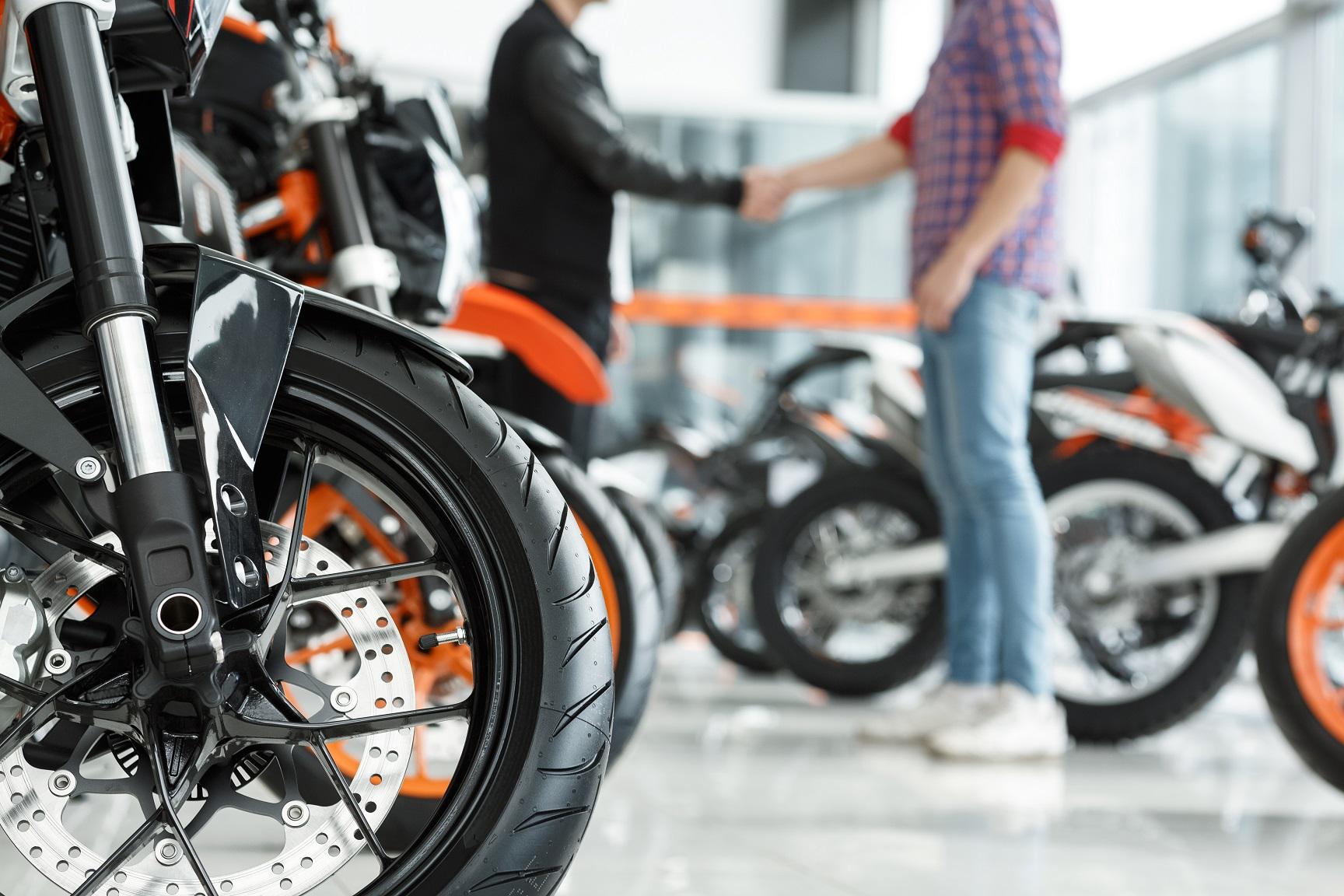 Госпошлина за перерегистрацию мотоцикла