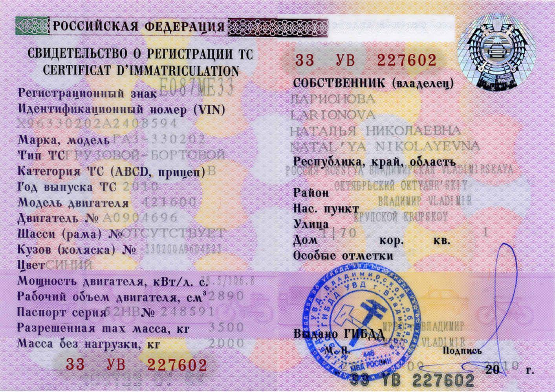 Документы для регистрации автомобиля в гибдд на ип пушкино бухгалтерское сопровождение